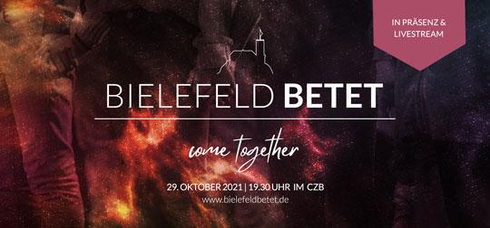 Bielefeld betet 2021